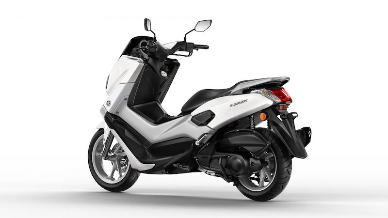 2015 Yamaha NMax 125 Scooter